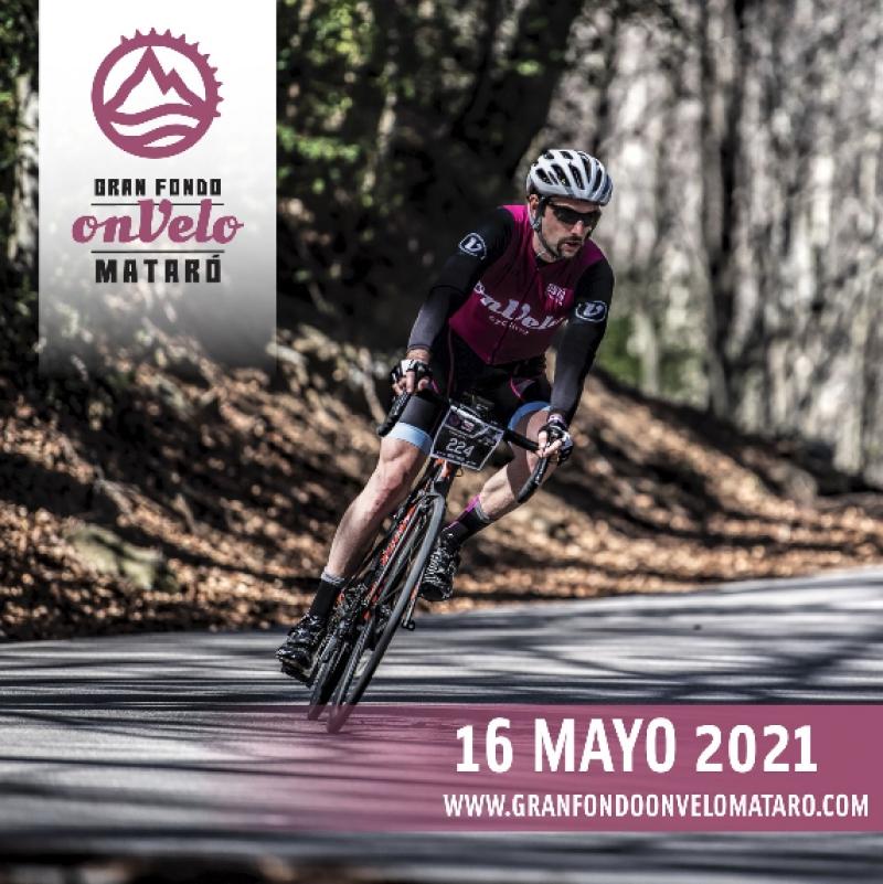 GRAN FONDO ONVELO MATARÓ 2020 - Inscríbete