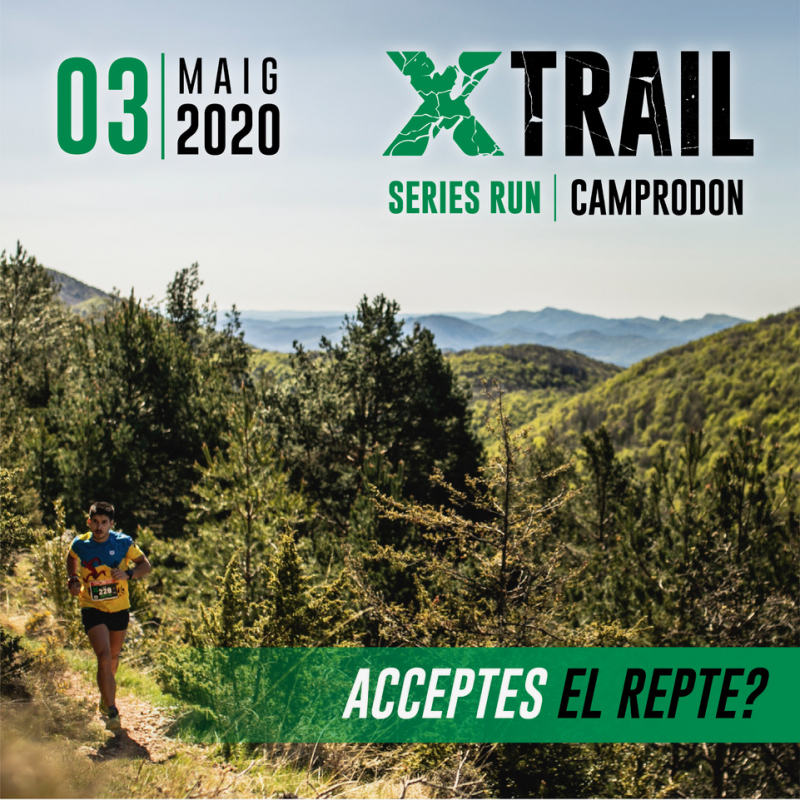 XTRAIL SERIES  RUN CAMPRODON - Inscriu-te