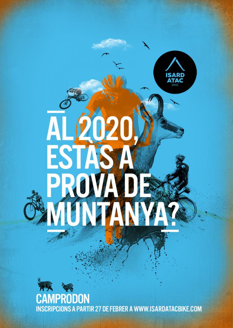 ISARD ATAC BIKE 2020 - Inscriu-te