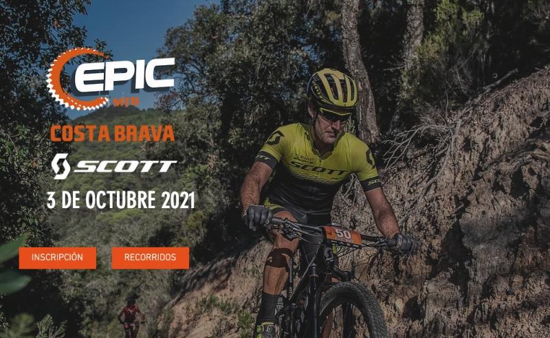 EPIC COSTA BRAVA SCOTT 2021 - Inscríbete